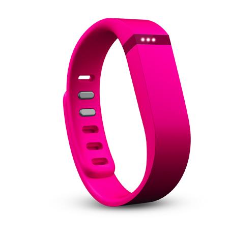 Le Fitbit Flex Rose, spécialement pour les femmes