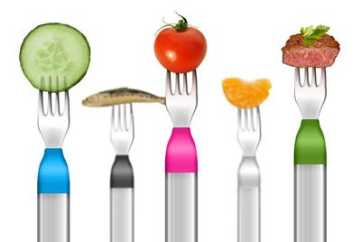 L'Hapifork, la fourchette qui vous apprendra à bien manger